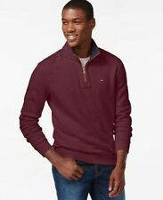 Tommy Hilfiger Quarter-Zip Mock-Collar Sweater XL - $145.00
