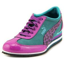 Low (3/4 in. to 1 1/2 in.) Synthetic Multi-Colored Athletic Shoes for Women