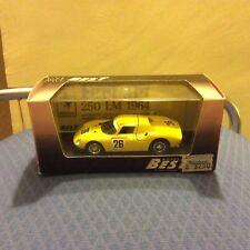 Modellino Ferrari 1:43 best model 250 le mans cod.9010