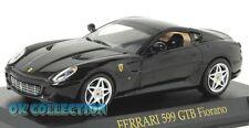 1:43 _ FERRARI 599 GTB FIORANO nera black _ (006)