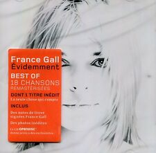 France Gall : Evidemment - Best of (CD)