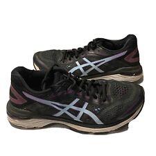 ASICS Women GT-2000 7 Black/ Purple Size 9 1012A147