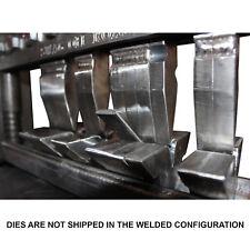 SWAG Finger Brake Hemming Dies For The HF 12 Ton or 20 Ton Finger Brake Only