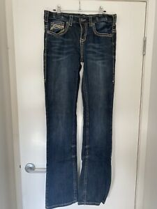 Cowgirl Tuff Bootleg Jeans (no Limits)