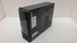 Acer AX1300-U1801A (AMD Athlon 7450 2.4GHz 3GB 320GB) Desktop PC w/ Linux Mint