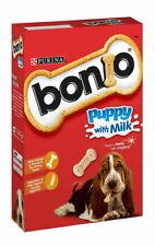 bonio puppy with milk biscuits 350g, treat-reward-biscuit 12 weeks +