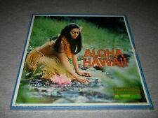 READER'S DIGEST-ALOHA HAWAII-1978 RCA CUSTOM-6 LP RECORD BOX SET-NEW/SEALED