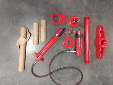 US Jack, 5-52029 Starter Kit,20 ton hydraulic jack.Porta Power Kit.