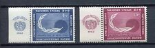 19049A) UNITED NATIONS (New York) 1962 MNH** Peacefull use of Space + lab