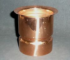 FABERWARE  HANDCRAFTED  Copper CANDLE HOLDER, made in AUSTRALIA
