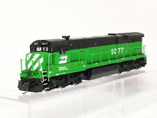 Broadway Limited 564 h0 US-DIESEL GE c30-7 Burlington Northern TOP IN SCATOLA ORIGINALE