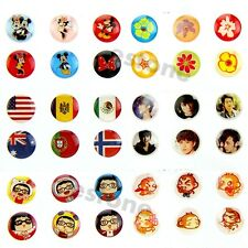 330PCS Mixed Home Button Sticker Protector for iPad iPhone 1/ 2 iTouch