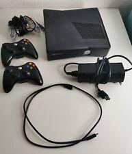 Xbox 360 Mit 3 Controllern Und 12 Spielen