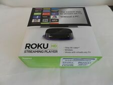 ROKU HD Streaming Video Player - Black Used In VG Condition