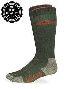 Drake Mens 40% Merino Wool Heavyweight Full Cushion Thermal Boot Socks 1 Pair