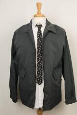 Boglioli $1,195 NWT Gray Polyester Water Resistant Jacket Coat 52 IT 42 US L