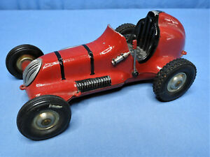Rare! Vintage Original 1950s Roy Cox Thimble Drome Champion Tether Car