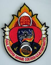 Space 2063 - Above & Beyond -USS Saratoge Fire Fight - Patch - Uniform Aufnäher