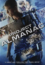 """Project Almanac� Sci-Fi Movie Thriller starring Johnny Weston on Dvd"