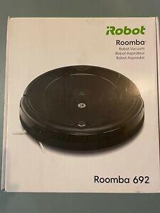 iRobot Roomba 692 Wi-Fi Connected Robot Vacuum - New