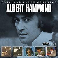 Albert Hammond - Original Album Classics [New CD] UK - Import