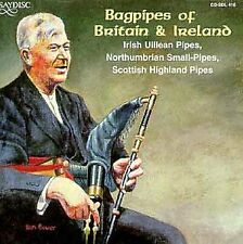 Bagpipes of Britain and Ireland [CD]
