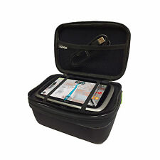 "6 ""multi-compartment Heavy Duty transportar todo Funda Para Tomtom Go 6100 6000 610 600"