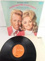Porter Wagoner And Dolly Parton Together Always Lost Forever In Your Kiss RCA...