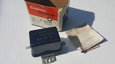 NOS 1961-69 Chrysler Desoto Dodge Dart Plymouth Voltage Regulator 1972215 Delco
