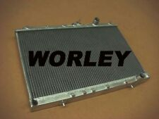 Aluminum radiator for Nissan Stagea C34 RB25 / RB26 Manual
