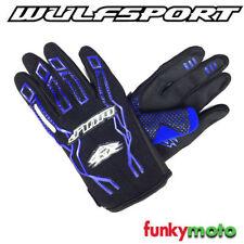 Motocross-und Offroad-Handschuhe aus Nylon mit Klettverschluss