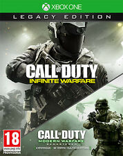 Mdn 87863it ACTIVISION XONE Call of Duty Inf War Héritage et