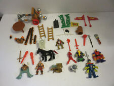 IMAGINEXT CASTLE ALIEN TROLL LARGE LOT ACCESSPORIES PARTS MERLIN FISHER PRICE