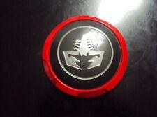(1) Fiat Abarth 500 Wheel Center Cap. Genuine OEM part# 04726184AA