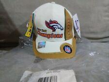 Vintage Denver Broncos Logo Athletic Snapback Hat