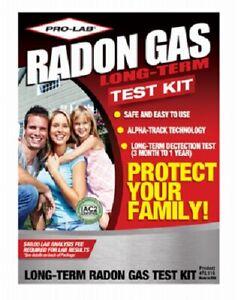 Pro Lab, Long Term Radon Gas Test Kit