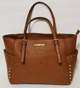 Steven madden Women's Large Tote Handbag Purse Brown