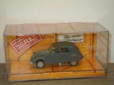 Citroen 2CV AZLM 1958 - Norev 1:43 in Box *37558