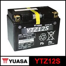 BATTERIA [YUASA] YTZ12S (12 VOLT / 11 AMPERE) SIGILLATA ATTIVATA/FACTORY SEALED