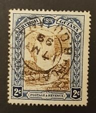 British Guiana Cancellation Interest Plaisance