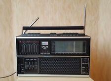 Rare USSR Radiotehnika Salute 001 ( Салют-001) Transistor Radio Receiver 1980y