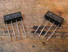 Sanken Bridge Rectifier RB156 for Sansui Amplifiers and Tuners, NOS, 5 Pieces!