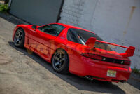 Combat Wing VR-4 for Mitsubishi 3000GT (91-99)