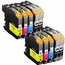 10PK NON-OEM INK for BROTHER LC-203 XL MFC-J4320DW J4420DW J4620DW J5520DW