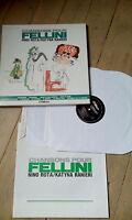 Cofanetto 2 LP Rota/Ranieri - Chansons Per Fellini/Molto Bon Condizioni