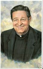 Father David Bauer C.S.B. Legends of Hockey Card #75