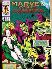 Marvel Comics presenta WARLOCK n°24 1995 ed. Marvel Italia  [G.200]