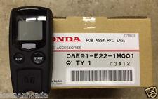 Genuine Oem Honda Remote Start Additional Transmitter Fits Honda