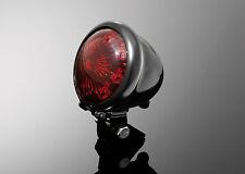 OLDSKOOL Black Custom Motorcycle/Chopper/Bobber Rear Tail light/Taillight 68-239