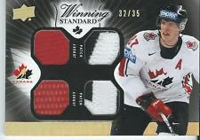 2015-16 UD Team Canada Master Collection SIDNEY CROSBY Winning Standard Patch